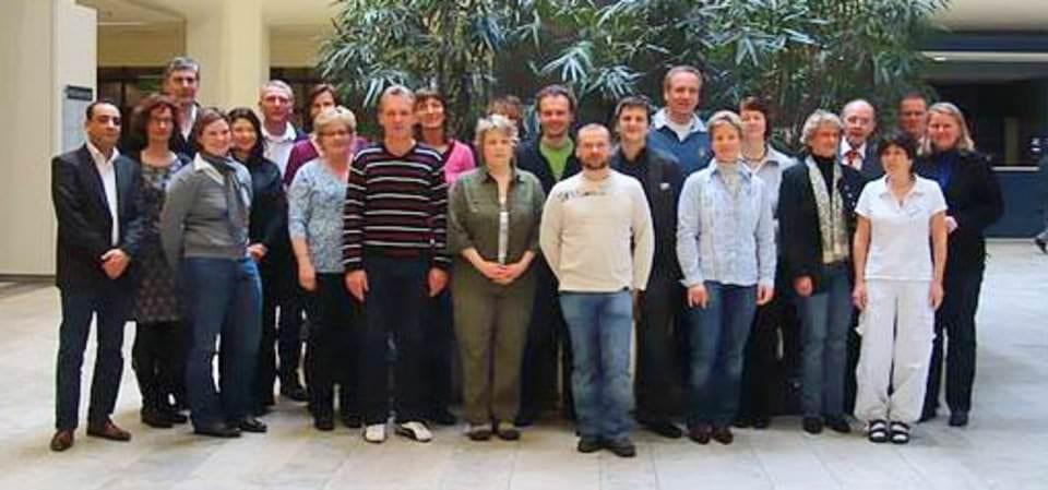 Gründung der AG Pflege in der Thoraxchirurgie (26. März 2009, Augsburg)
